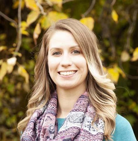 headshot of Chantal Banfield