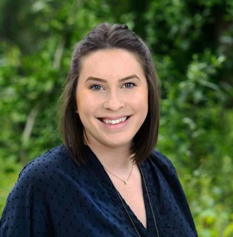 headshot of Megan Gehring