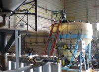 process wastewater