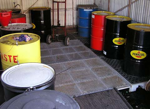 Spill Prevention Control and Countermeasure