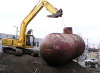above ground storage tank investigation