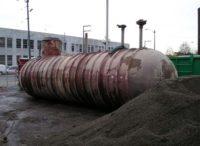 storage tank investigation