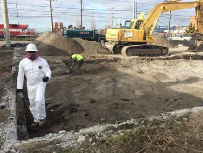 Metals-Contaminated Industrial Property