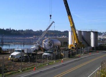 Oakland Bay Fuel Facility Site