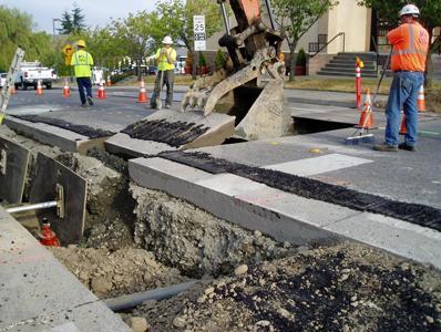 Public Utility Department Support