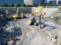 Redevelopment of Two Contaminated City Blocks