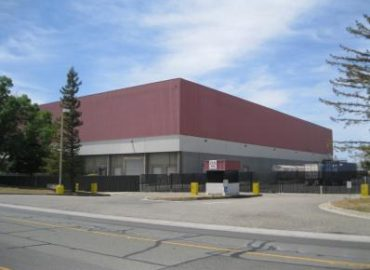 exterior image of an industrial building