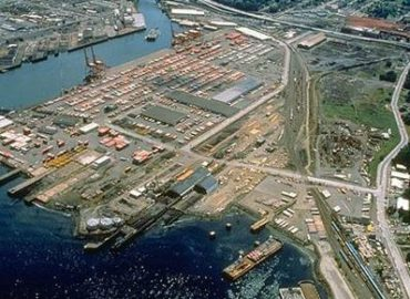 Operating Port Site
