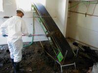 pesticide contaminated site