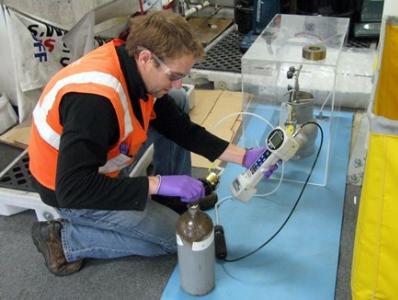 volatile organic compound facility audits