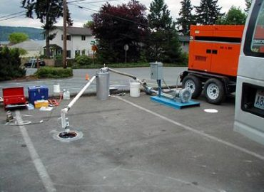 Groundwater Treatment System Design