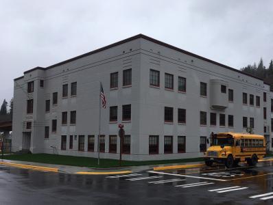 Historic Skykomish School