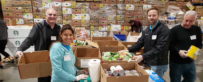 farallon employees community volunteering