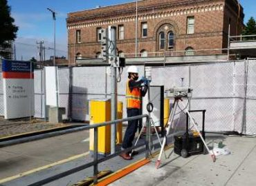 UCSF Monitoring Station
